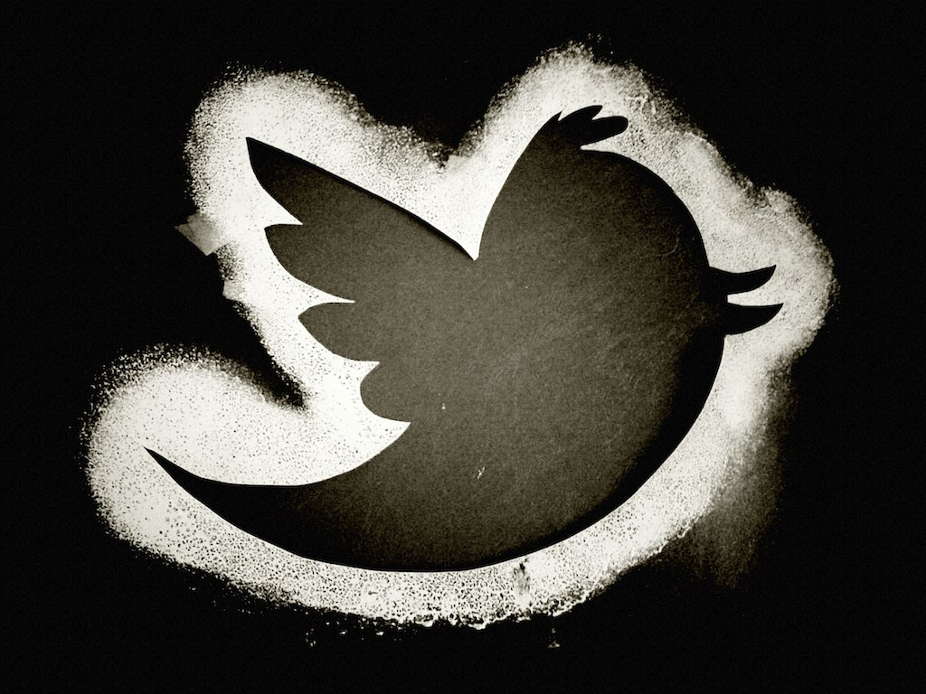 Twitter Bird, Tweeting, Social Marketing